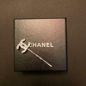 Authentic Chanel Hairpin Free Shipping No.7591
