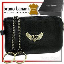 Bruno Banani Rocker Biker Ladies Key Case heart-eagle Key Bag NEW