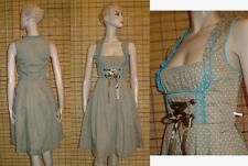 Ärmellose knielange Damen-Trachtenkleider & -Dirndl aus Polyester