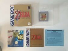 RARE NEW NEUF Nintendo Game boy Gameboy ZELDA LINK'S AWAKENING Boxed DMG-ZL-UKV