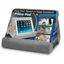 Tablets Books Fancylande Tablet Stand Pillow Bean Bag Holder Soft Pillow Lap Stand For IPads Smartphones Magazines EReaders