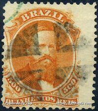 BRESIL EMPEREUR PEDRO II N° 29 AVEC BELLE OBLITERATION