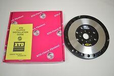 XTD RACING 16LBS X-LITE CLUTCH FLYWHEEL SUPRA 3.0L SC300 I6 2JZGE NT W58