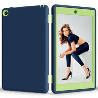 """Shockproof Hybrid Heavy Duty Tablet Case Cover For 8"""" Amazon Kindle Fire HD 8"""