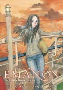 Emanon Volume 2: Emanon Wanderer Part One by Kenji Tsurata #9454