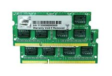 8GB G.Skill DDR3 1066 MHz SO-DIMM 2x4GB para Apple Mac (PC3-8500)