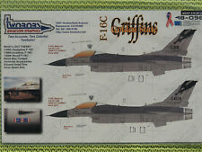 "1/48  TwoBobs 48-098 F-16C VIPER ""GRIFFINS GOLDEN STATE"""