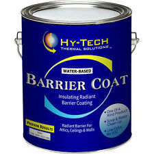 Radiant Barrier & Vapor Retarder Paint Coating