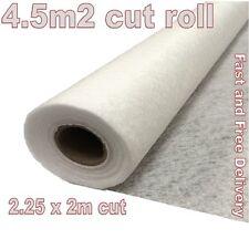 Fleece Membrane Soakaway Protection Terram Felt - Weed Prevent - 4.5 sq. metres