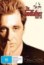 GODFATHER PART III, THE Coppola Restoration: Al Pacino, Diane Keaton DVD NEW