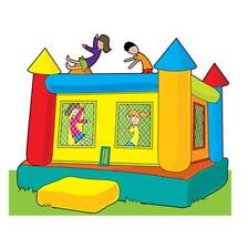 Rentals - Bounce Kids Bouncy House Business MARKETING PLAN MS Word / Excel NEW!