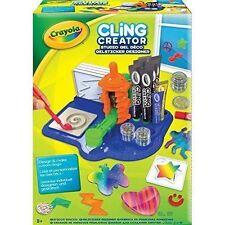 Crayola - Gelsticker DESIGNER