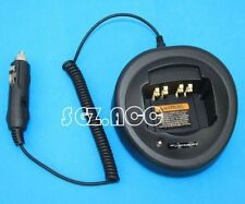 12V Car Charger Base for Motorola GP380 GP328plus GP338plus HT750 HT1250 HT1550