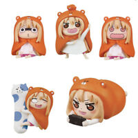 Himouto Umaru-chan set of 5pcs cute PVC figure figures doll dolls anime toy new