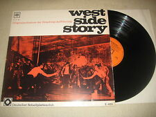 West Side Story - Originalaufnahme Broadway    Vinyl LP