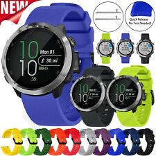 Wristwatch Band Strap For Samsung Galaxy Watch 3 41mm 42mm S2 Silicone Bracelet