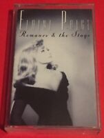 ELAINE PAIGE ROMANCE & THE STAGE cassette tape album (and)