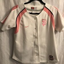Nike San Francisco Giants Baseball Jersey Women's  Medium