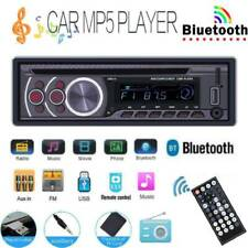 1Din Bluetooth Car Stereo LCD MP3 Player CD VCD DVD AUX USB FM Radio Head Unit