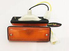 Side Marker Turn Signal Lights Indicator For 84-95 Mitsubishi Champ Dodge Sedan