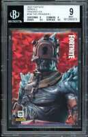 The Prisoner Card 2020 Fortnite Series 2 Cracked Ice #185 BGS 9 (9 9 9.5 9.5)