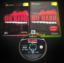 DIE HARD VENDETTA Xbox Versione Ufficiale Italiana ○○○○○ COMPLETO