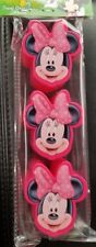 Disney treat containers 3 pack pink Minnie mouse