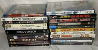 Lot of 20+ Used Assorted DVD Movies 20+ Bulk DVDs Used/New Mixed Some Rare