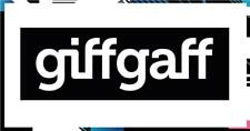 GIFFGAFF PAYG SIM CARD **NOW ONLY 20p** (DISCOUNT AUTO APPLIED)