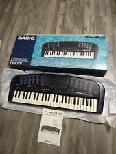 Vintage VTG Casio MA-120 ToneBank Tone Bank Portable Keyboard Piano 1990's Works