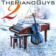The Piano Guys 2 - Piano Guys The CD & DVD Set Sealed ! New !
