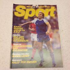 Kristen Nygaard AZ 67 Alkmaar Dutch Soccer Vintage 1981 Danish Football Magazine