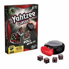 New Hasbro Yahtzee Classic Board Game 00950