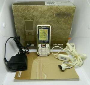Original NOKIA 7360 Gold LAmour Collection Made in Germany