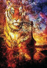 1000Piece Jigsaw Puzzle Viking Tigers Mayan calendars Hobby Home Decoration DIY