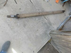 1970 1971 FORD TORINO STATION WAGON RANCHERO DRIVE SHAFT 302 C4 TRANSMISSION