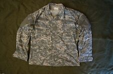 USED US Army ACU Jacket Top Military Issued Combat Uniform Med/Long D1