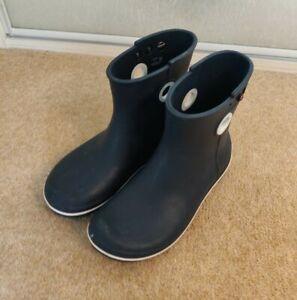 Crocs Wellies Kids Size 9