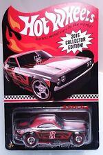2015 Hot Wheels Dodge Challenger Funny Car Kmart Mail In Promotion in Kar Keeper