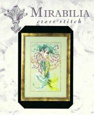 Twisted Mermaids by Nora Corbett Mirabilia Design Cross Stitch Chart