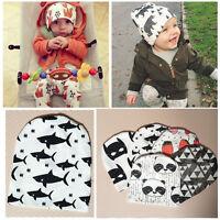 Toddler Kids Girl&Boy Baby Infant Winter Warm Crochet Knit Hat Beanie Cap Tgs