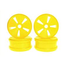 Buggy Felge MP777 1:8 hart fluoressierend gelb 4 Stück Kyosho IFH-001-H 703025