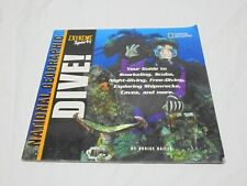 National Geographic Extreme Sports Dive Book Paperback Children's Nonfiction