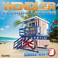 Michael Wendler - Florida Lounge Chill Out Vol.3 CD NEU OVP