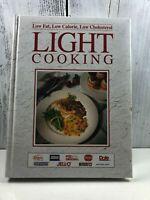 Low Fat, Low Calorie, Low Cholesterol Light Cooking