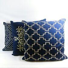 Throw Pillows Abstract Designs 3 piece set