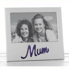 Gorgeous Silver MUM Picture Photograph Frame SALE