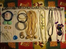 New listing Aunt Marry's Drawer Lot: ] Large Jewlery Lot>>+More~L@K