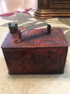 vintage/ rare petrol can