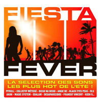 Compilation 2xCD Fiesta Fever - France (M/M - Scellé)